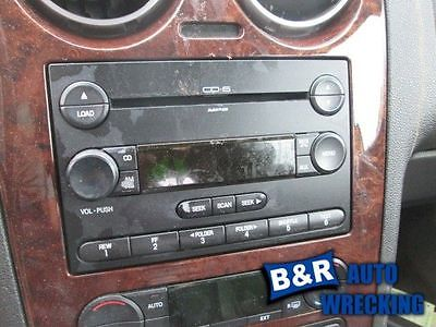 05 FREESTYLE AUDIO EQUIPMENT AM-FM-6 CD-MP3 PLAYER ID 5F9T-18C815-EC 6439159 6439159