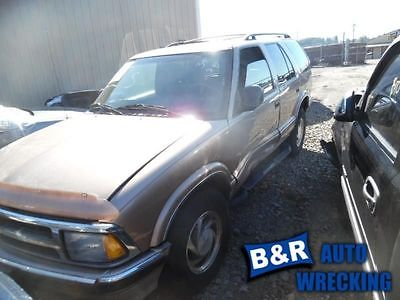 95 96 97 98 99 00 01 02 03 04 05 S10 BLAZER L. FRONT DOOR GLASS 8997106 277-05831L 8997106
