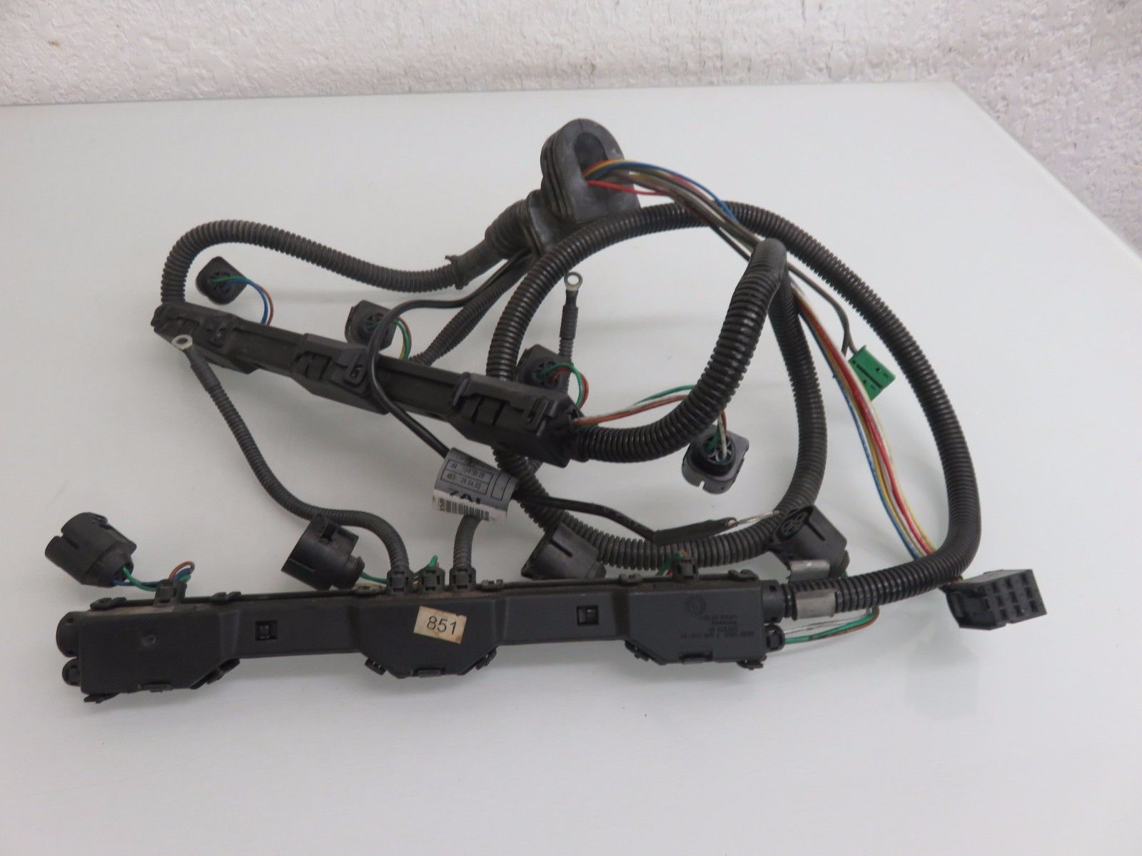 02-05 BMW E65 E66 745i 745Li IGNITION COIL WIRE WIRING HARNESS OEM on 03 bmw z3, 03 bmw 750i, 03 bmw m5, 03 bmw 330ci, 03 bmw 325xi, 03 bmw z4, 03 bmw 325ci, 03 bmw x5 m, 03 bmw z8, 03 bmw 750li,