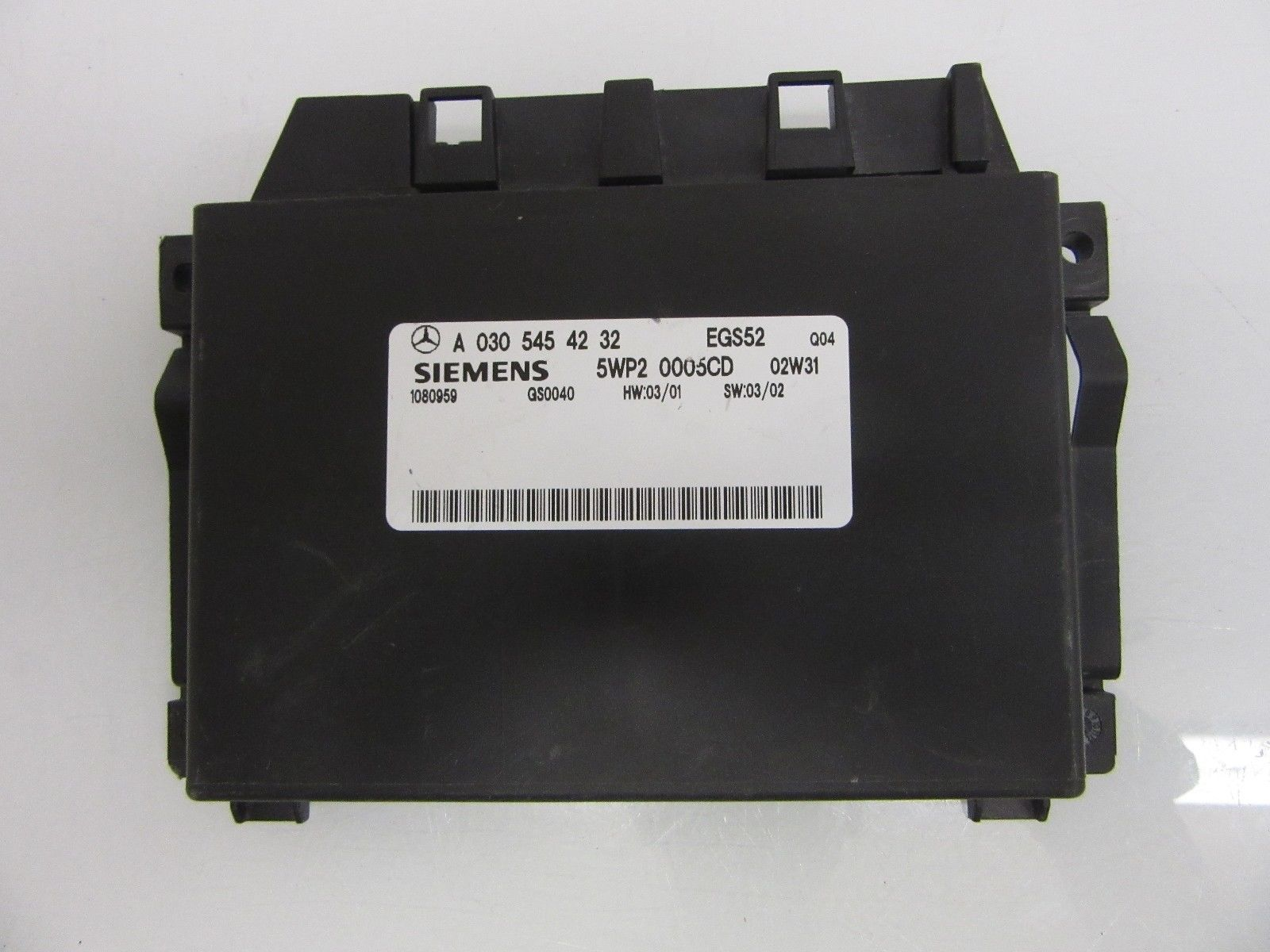 Transmission control module mercedes benz page 2 for Mercedes benz parts dallas