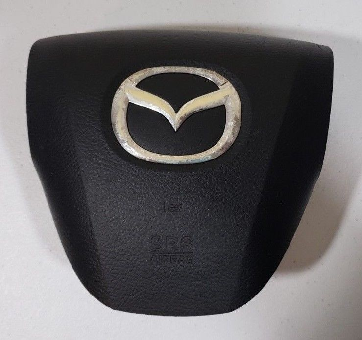 Mazda 3 Driver Wheel Air Bag OEM 2010 2011 2012 2013 Does Not Apply