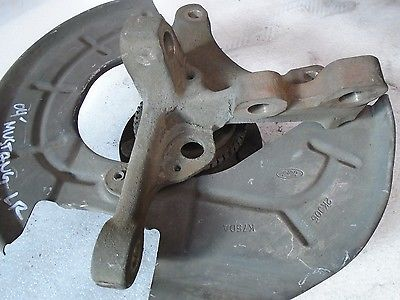 IM611266 2004 FORD MUSTANG REAR LEFT SPINDLE/KNUCKLE OEM FORD