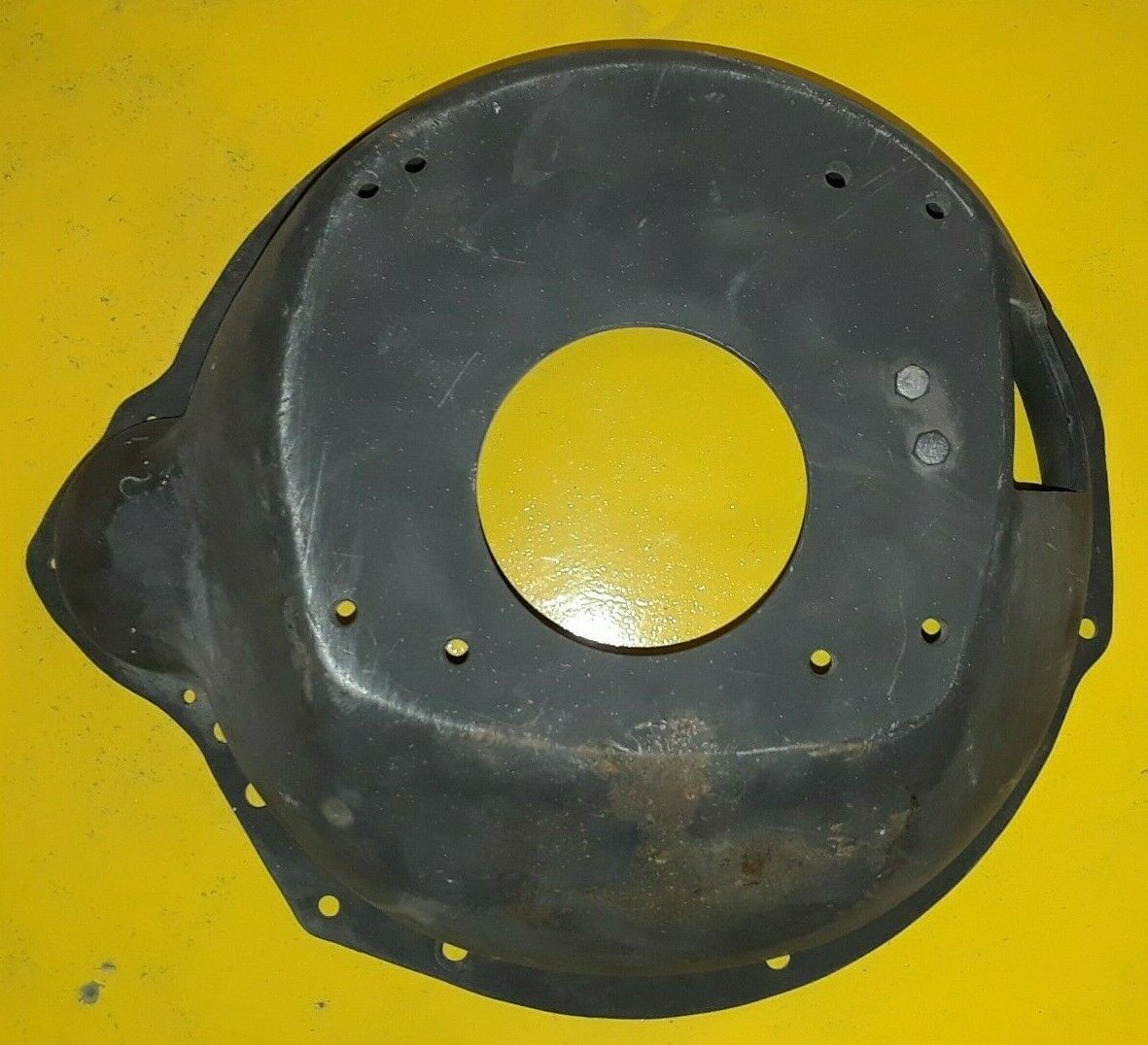 FORD 427 / 428 / 390 ENGINES Scatter Shield Blow Proof Bell Housing  Does not apply
