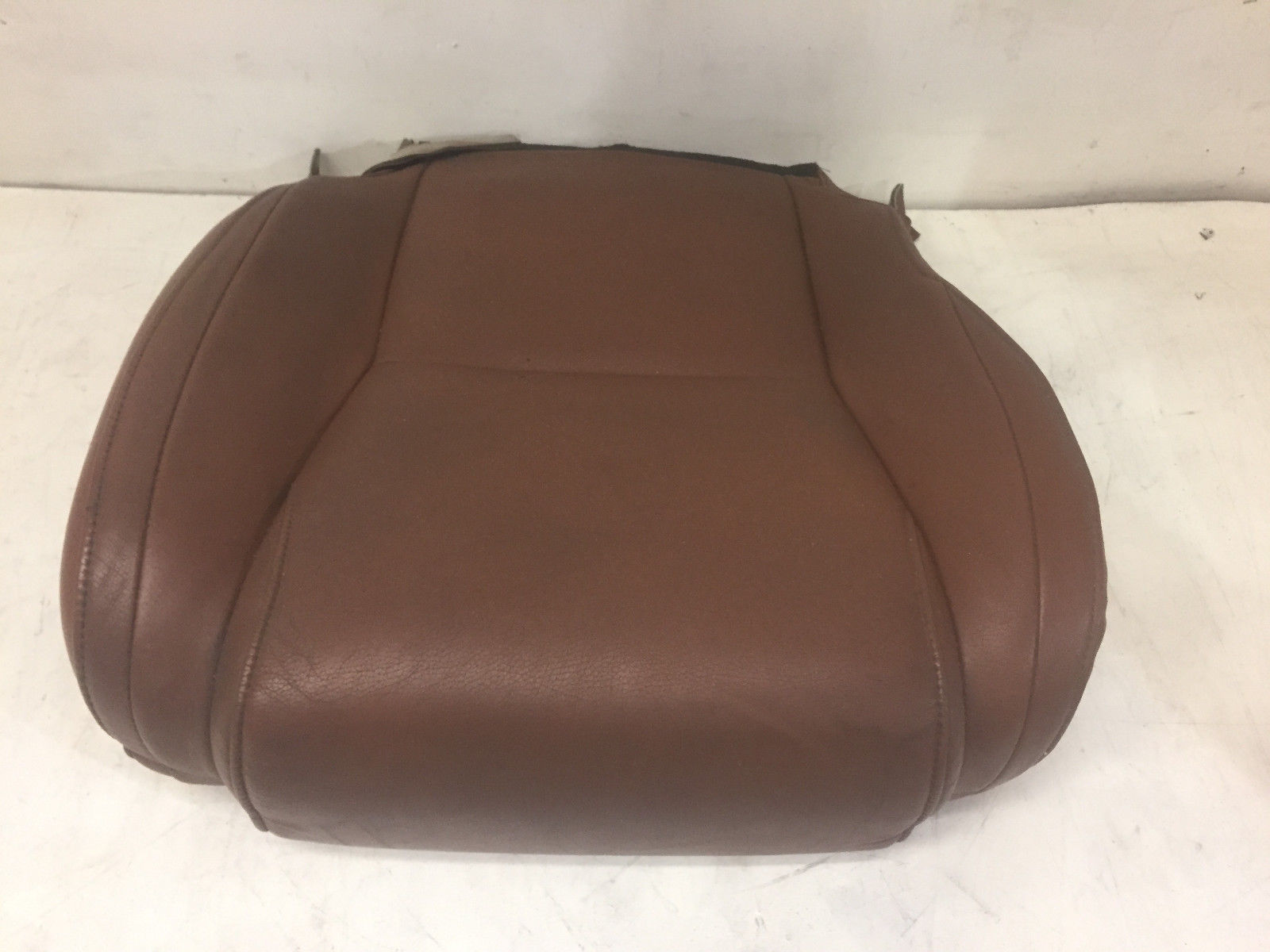 2007 Toyota Tundra Front Right Passenger Said Lower Leather Original Seat