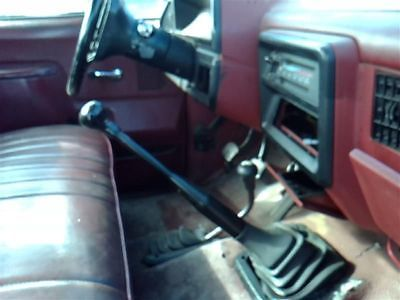 PASSENGER RIGHT HEADLIGHT WITHOUT CHROME TRIM FITS 87-91 BRONCO 9624016 114-00127BR 9624016