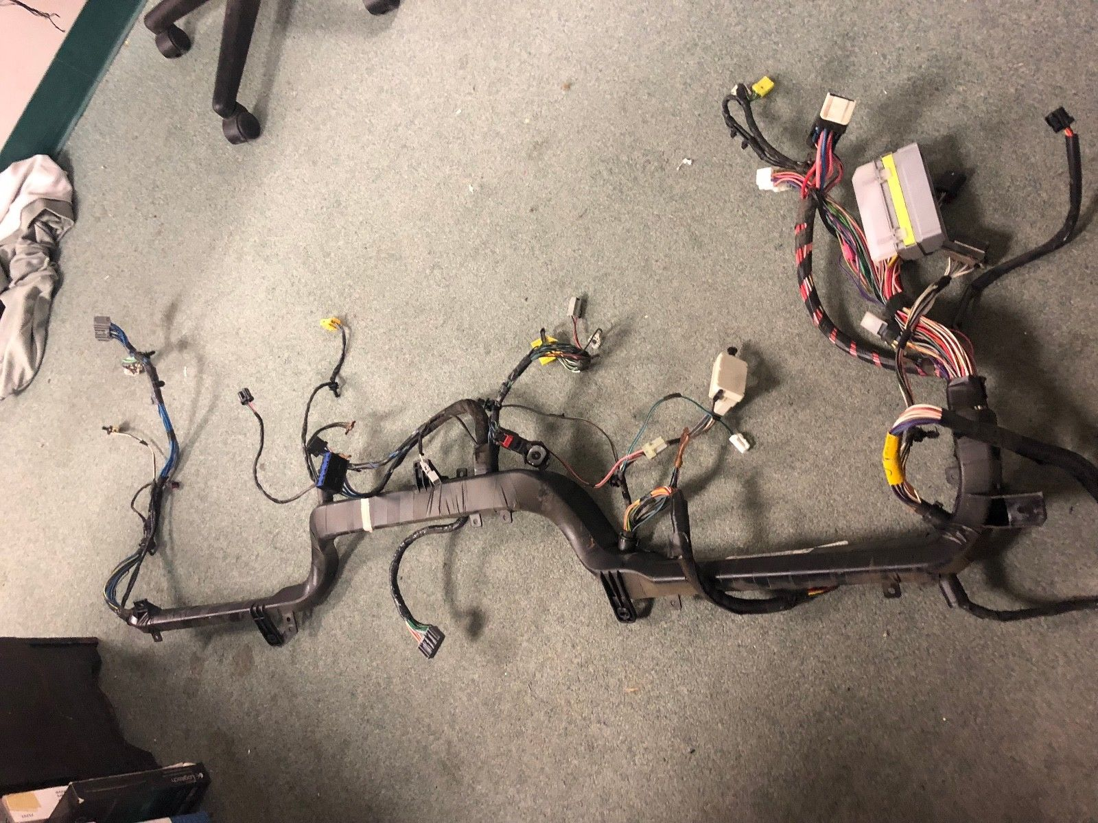 2004 Dodge Ram 1500 Dash Wiring Harness Oem 56051947ad P56051947ad Truck