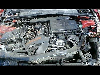 BMW I TWIN TURBO L ENGINE MOTOR A - 07 bmw 335i twin turbo