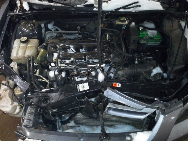 2005 mazda 3 engine motor 2 3l vin 3 2700647 300 66035b. Black Bedroom Furniture Sets. Home Design Ideas