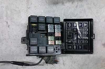 1995 dodge intrepid under hood relay box fuse box with lid 4760581 rh justparts com 2000 Dodge Intrepid 97 dodge intrepid fuse box