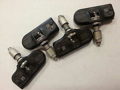 07 08 09 CHRYSLER ASPEN USED <em>TIRE</em> <em>PRESSURE</em> <em>SENSOR</em> OEM SET OF 4 TPMS 56053030AC