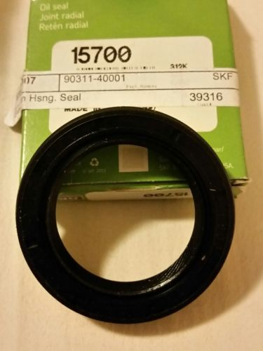 Genuine Toyota Extension Housing Seal 90311-40001 15700