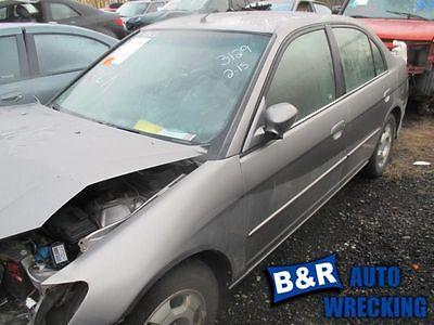 04 05 HONDA CIVIC ENGINE ECM 8899218 8899218