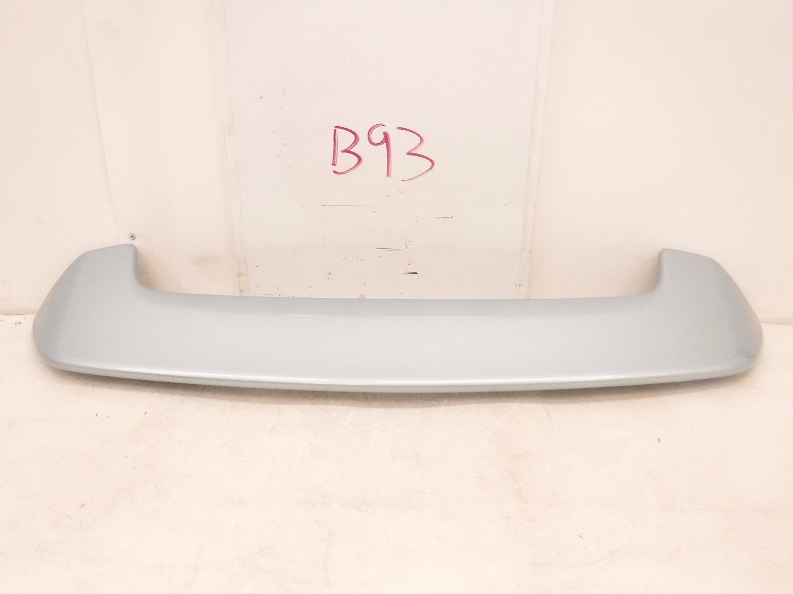 NEW OEM SPOILER MAZDA 2 MAZDA2 SPORT WING LIP AIR DAM ICY BLUE 33Y 11 2 13 14