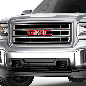 GM # 22972287 Grille - Body Colored Inserts GMC Genuine GM Accessories