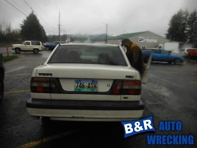 94 95 VOLVO 850 AUTOMATIC TRANSMISSION FWD W/O TURBO 8930719 400-60124 8930719