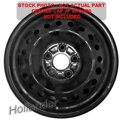 2008 <em>HONDA</em> <em>ACCORD</em> <em>WHEEL</em> <em>RIM</em> 16x6 STEEL 2360019