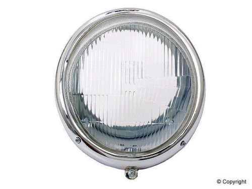 VW Beetle 1950-1966 Headlight Assembly RPM NEW Premium Quality