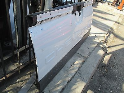 2004 CHEVROLET AVALANCHE TAILGATE OEM