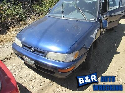 ALTERNATOR 4AFE ENGINE BASE FITS 93-97 COROLLA 9477895 601-58527A 9477895