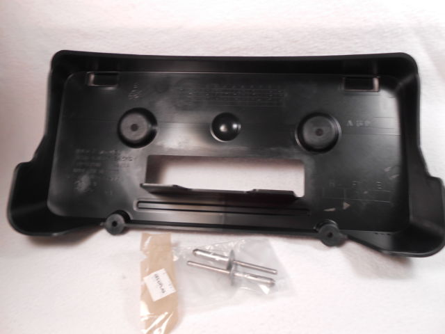 2010 2012 Ford Fusion License Plate Bracket Ae5z17a385aa