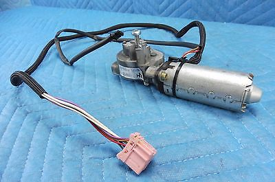 2000 2001 2002 MERCEDES W220 S430 S500 Front Driver Seat Motor W/Mechanism OEM