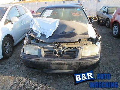 TURBO/SUPERCHARGER 1.8L TURBO GAS FITS 00-02 AUDI TT 9577612