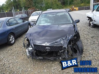 AUTOMATIC TRANSMISSION 1.8L VIN 8 8TH DIGIT FWD OPT MU4 FITS 03-04 MATRIX