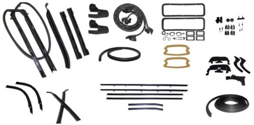 1969 Camaro Convertible Weatherstrip Seal Kit