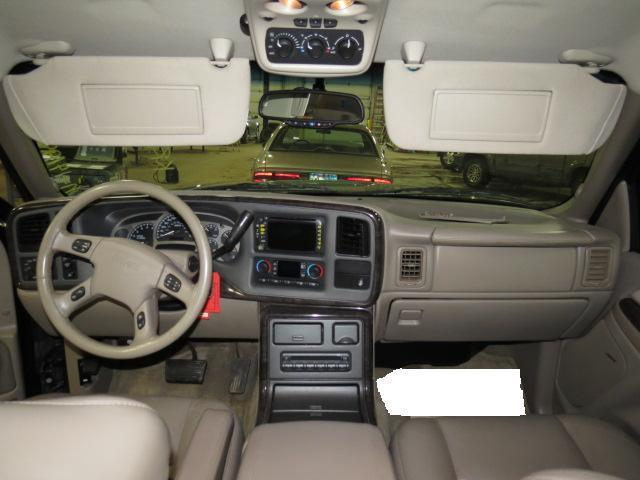2004 Gmc Yukon Denali Xl 1500 Floor Center Console Tan 2599050 241 Gm9j04