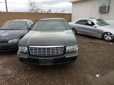 98 99 DEVILLE AUTOMATIC TRANSMISSION FWD 8-279 4.6L VIN <em>Y</em> 8TH DIGIT 8842740