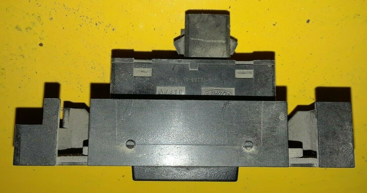 FORD OEM 4X4 DASH CONTROL SWITCH ASSEMBLY E07B-7Z155-AB EO7B-7Z155-AB Does not apply