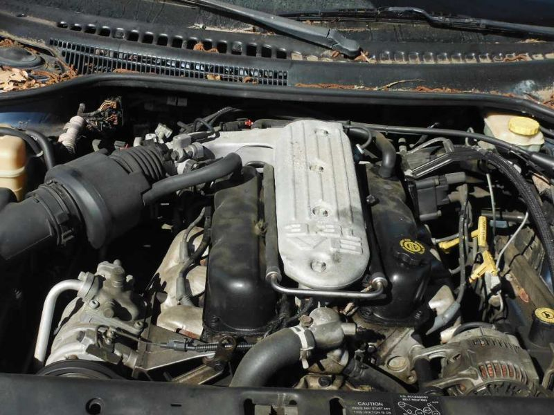 94 95 INTREPID ENGINE 6-201 3.3L GASOLINE VIN T 6395435 6395435
