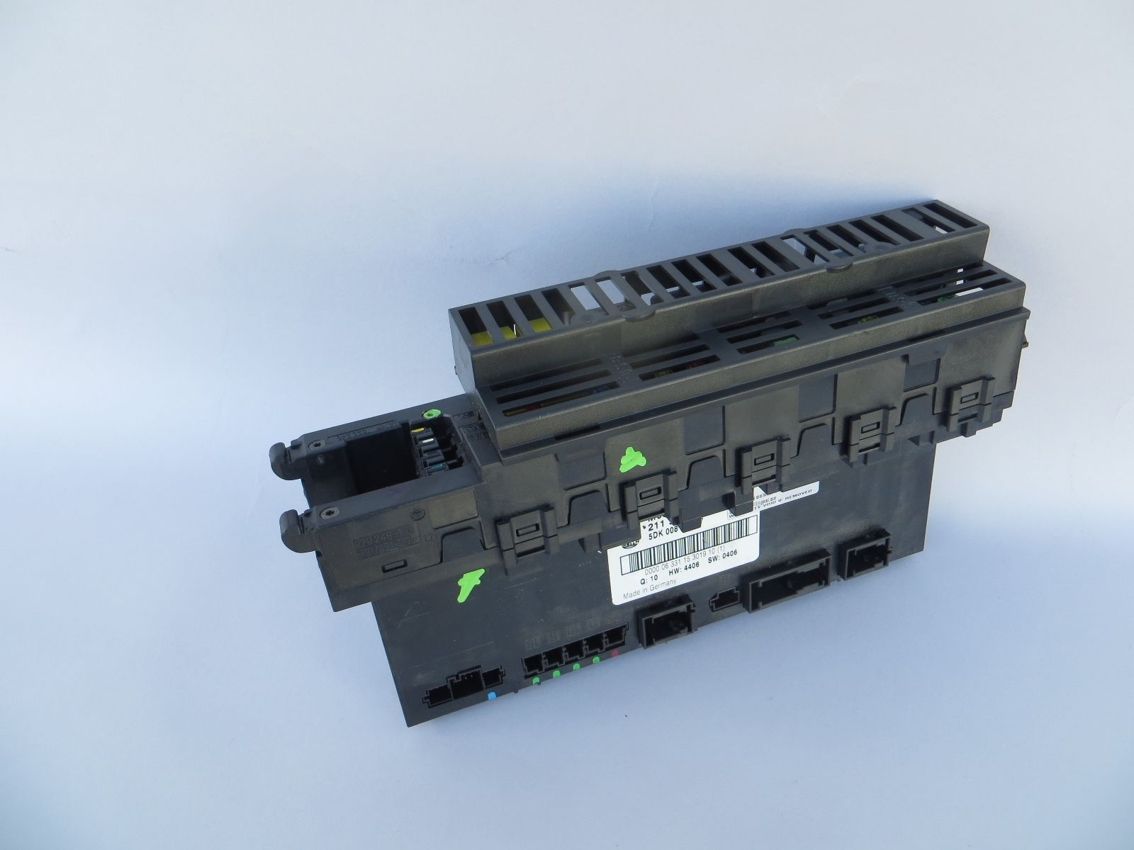 Cls550 Fuse Box Diagram Electrical Wiring Diagrams Mercedes Cls500 2007 E350 Trunk Rear Sam Module 2115455301 Panel