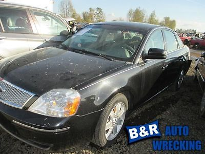 05 06 07 FIVE HUNDRED BRAKE MASTER CYL W/O TRACTION CONTROL 8476110 8476110