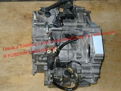 01 02 03 04 Honda Civic Gx Automatic Transmission Replacement For Myla Cvt 1 7l 4001