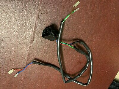 1993 Classic Saab 900 Upper Dashboard OEM Speaker Wiring Harness Assembly