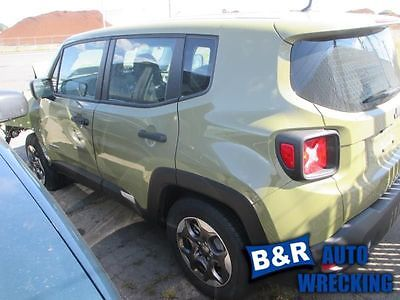AUTOMATIC TRANSMISSION 2.4L FWD FITS 15 RENEGADE 9455412 400-05237 9455412
