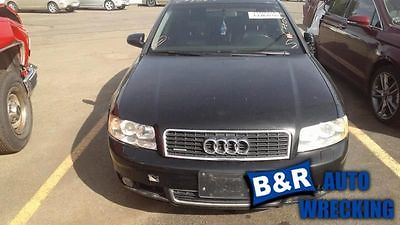 TURBO/SUPERCHARGER 1.8L FITS 99-06 AUDI A4 9457724