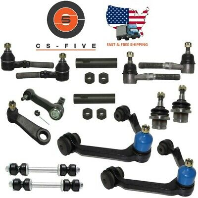 20 Pcs Front Control Arms Complete Kit Suspension For FORD F150 1997 2003 4WD K8724 K8722 K8695T ES3366T ES3367 ES3369 ES3370