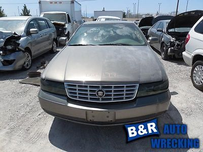 CHASSIS ECM BODY CONTROL BCM OF DASH ID 9377410 FITS 00-02 SEVILLE 4885542