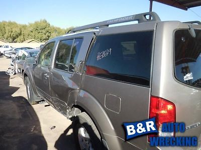 05 06 07 08 09 10 11 12 PATHFINDER L. REAR DOOR GLASS PRIVACY 8353473 278-58655L 8353473