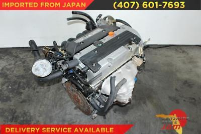 JDM 2002 2003 2004 2005 2006 HONDA CIVIC RSX BASE ENGINE 2.0L K20A LOW MILES 2106