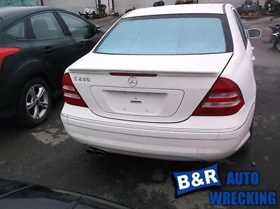 06 07 MERCEDES C280 CARRIER ASSEMBLY 203 TYPE REAR SDN C230 8719668 8719668