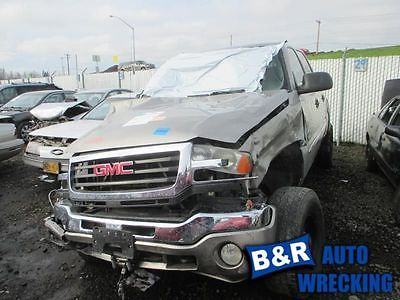02 03 04 SILVERADO 2500 TURBO/SUPERCHARGER 6.6L CALIF EMISSIONS OPT NC1 8804413