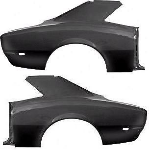 68 Camaro Factory Style Quarter Panels PAIR LH + RH