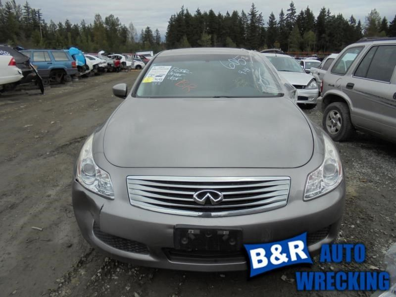 ALTERNATOR 4 DOOR SEDAN VQ35HR FITS 08-10 INFINITI EX35 9716968 601-50175 9716968