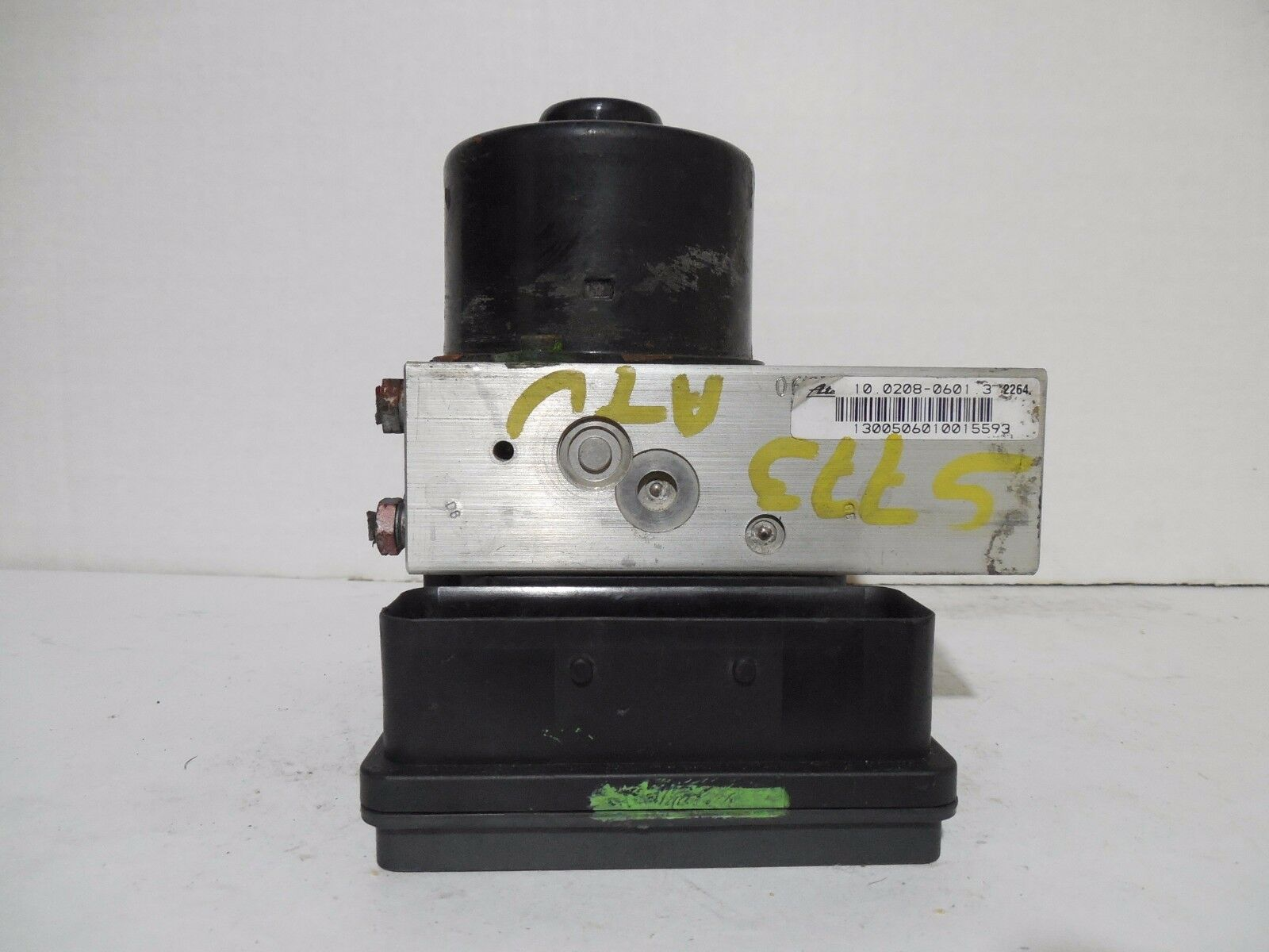 ABS PUMP  w/ MODULE 2004 MERCEDES BENZ ML350 ML500 W163 ANTI LOCK BRAKE L402946 Does not apply