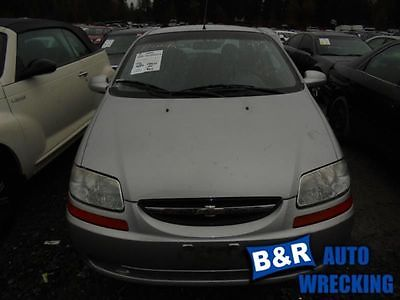 DRIVER LEFT LOWER CONTROL ARM FR THRU VIN 091390 FITS 04-10 AVEO 9818873