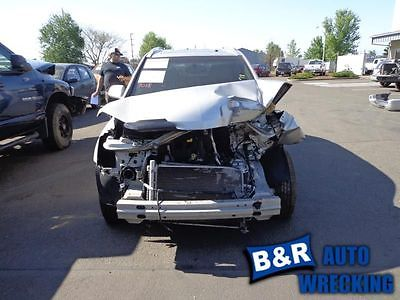 WHEEL 17X7 5 SPOKE BRIGHT CHROME FLAT SPOKE OPT QZ7 FITS 04-10 VUE 4651370