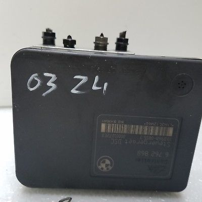 2003 BMW Z4 ABS PUMP MODULE 6762868 6762868